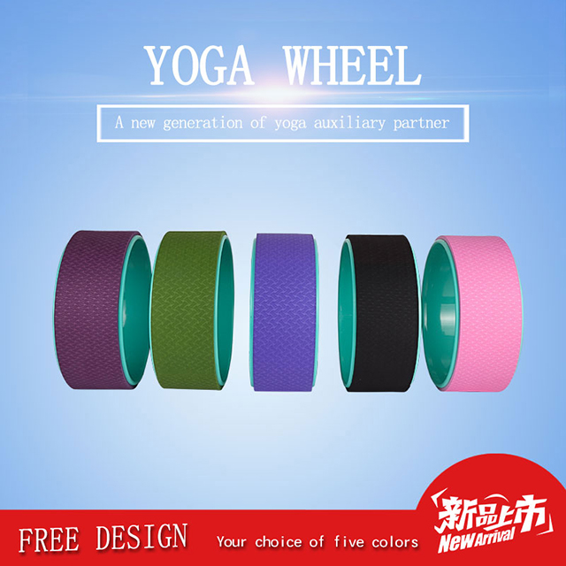 Wholesale Eco Friendly Tpe With Abs Yoga Wheel With Customer Private Label Buy Yoga Wheel Yoga Wheel Prop Best Yoga Wheel Product On Xiamen Sanfan Sports Products Co Ltd