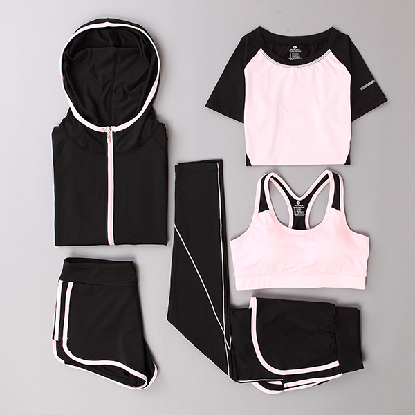 Wholesale Customised Design Yoga Wear Clothing Athletic Workout Suit Women Sports Sets