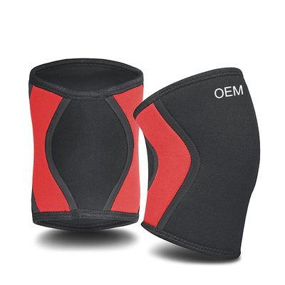 Wholesale high quality sports protector anti slip custom knee pad