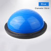 Half Pilates Ball for Exercise Yoga Resistance Fitness Ball Balance Half Ball