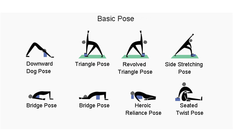 yoga blocks to improve practice